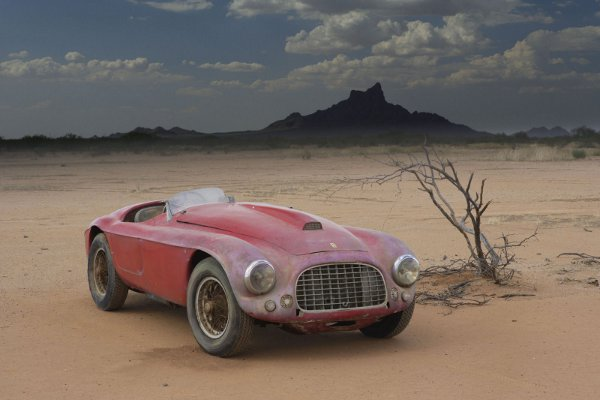 1950 Ferrari 166MM Barchetta 1 10 Junkyard Cars Restored into Luxury Classics