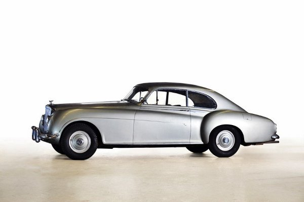 1955 Bentley R-Type Continental Fastback 1
