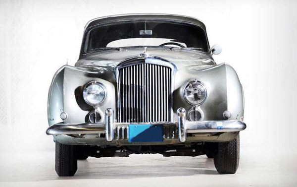 1955 Bentley R-Type Continental Fastback 3