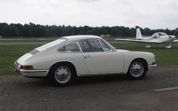 1964 Porsche 911 3