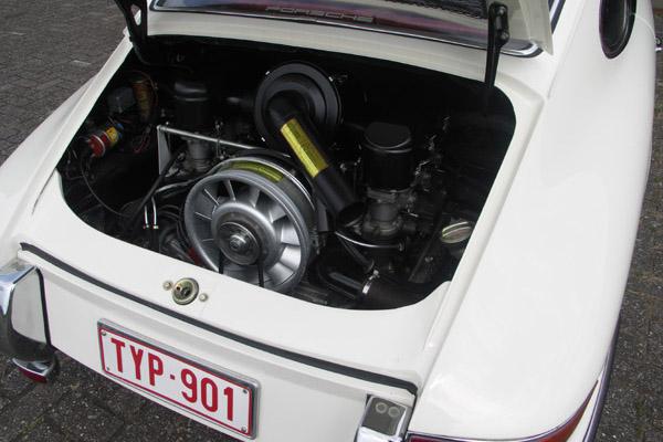 1964 Porsche 911 6