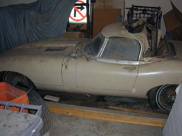 1967 Jaguar XKE Roadster 1