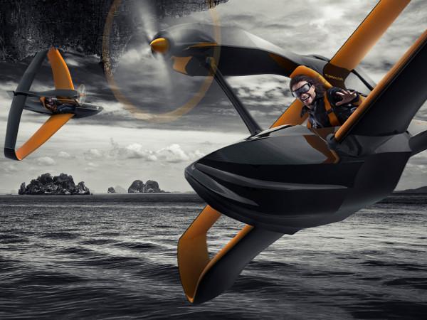 Fly Nano 1 FlyNano Personal Sea Plane