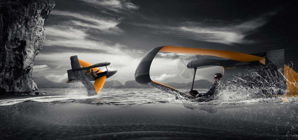 Fly Nano 2 FlyNano Personal Sea Plane