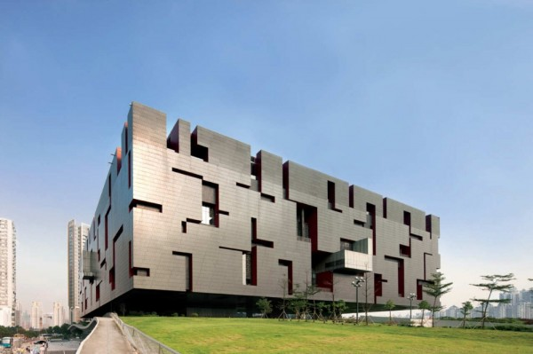 Guangdong Museum by Rocco Design Architects 1 Guangdong Museum of Art by Rocco Design Architects