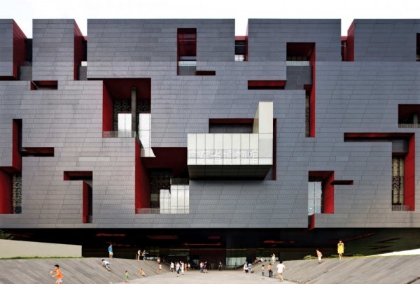 Guangdong Museum by Rocco Design Architects 2 Guangdong Museum of Art by Rocco Design Architects