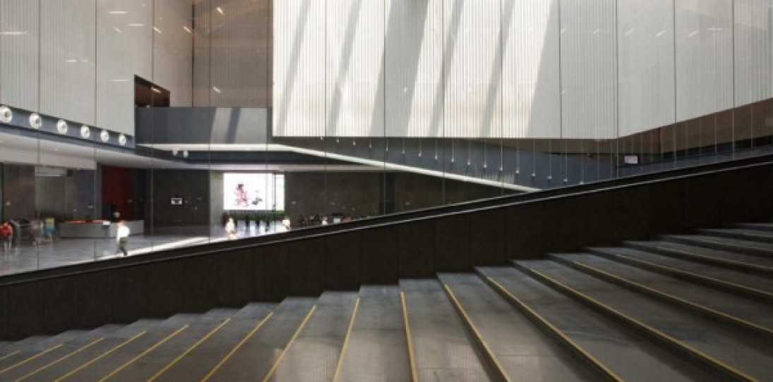 Guangdong Museum of Art by Rocco Design Architects