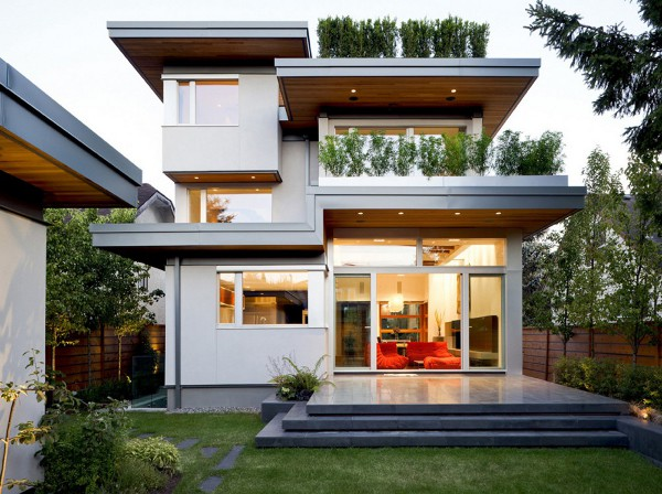 Kerchum Residence by Frits de Vries Architect 1