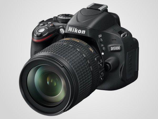 Nikon D5100 Digital SLR 1 Nikon D5100 Digital SLR