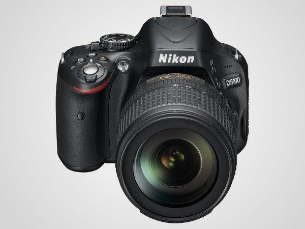 Nikon D5100 Digital SLR 2