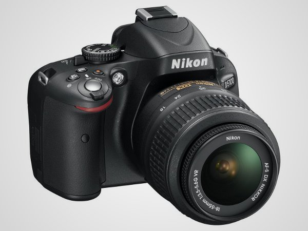 Nikon D5100 Digital SLR 4