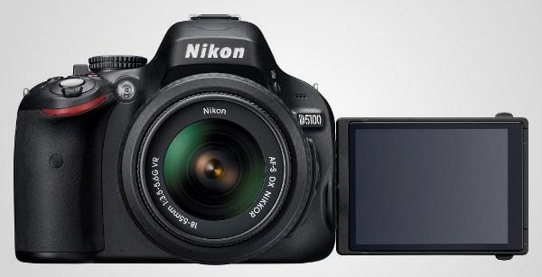Nikon D5100 Digital SLR 6