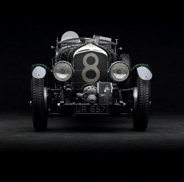 Ralph Lauren Bentley Blower 1 Ralph Lauren Car Collection Exhibit