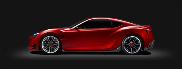 Scion FR-S Concept 6