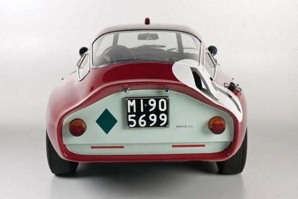 1964 Alfa Romeo TZ Coupe 6 1964 Alfa Romeo TZ Coupe