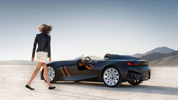 BMW 328 Hommage Concept 3 BMW 328 Hommage Concept