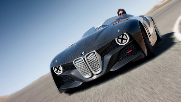 BMW 328 Hommage Concept 5 BMW 328 Hommage Concept