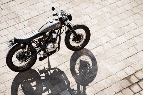 Cafe Scorpio Motorcycle by Deus Bali 1 Cafe Scorpio Motorcycle by Deus Bali