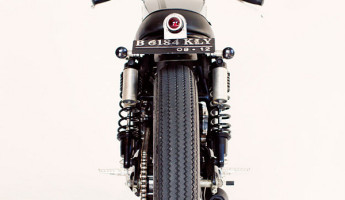 Cafe Scorpio Motorcycle by Deus Bali