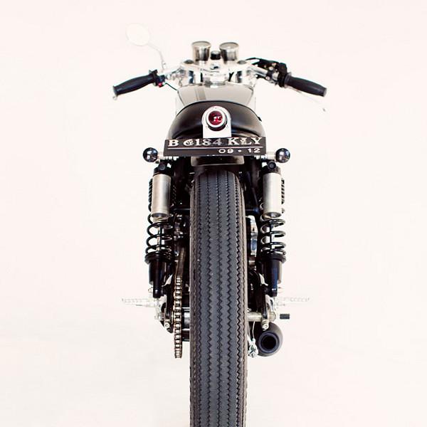 Cafe Scorpio Motorcycle by Deus Bali 6