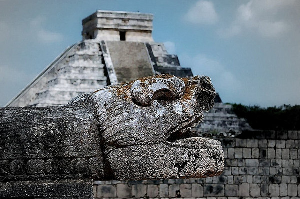 Chichen Itza 1 Mythic Obsessions: 8 Travel Destinations of Myth and Legend