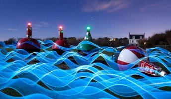 David Gilliver Light Painting
