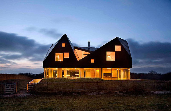 Dune House by JVA Mole Architects 1 Dune House by JVA + Mole Architects