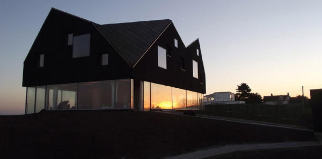 Dune House by JVA + Mole Architects