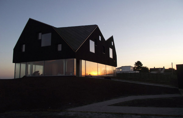 Dune House by JVA Mole Architects 10