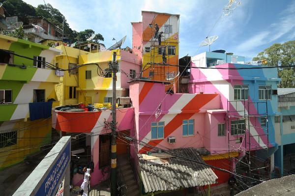 Favela Painting 3