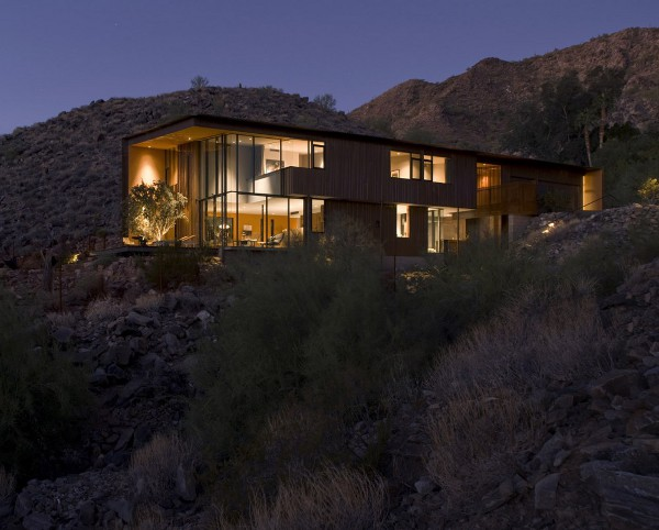Jarson Residence by Will Bruder and Partners 2