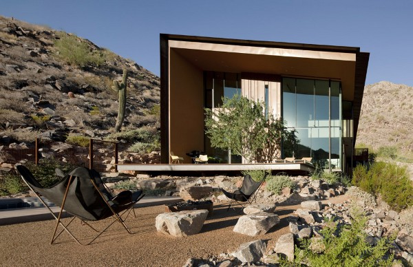 Jarson Residence by Will Bruder and Partners 9