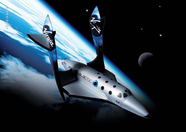 Virgin Galactic 1 Extreme Travel: 6 Frontiers for the Fearless Adventurer