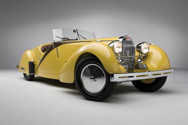 1935 Bugatti Type 57 Grand Raid Roadster 1 1935 Bugatti Type 57 Grand Raid Roadster
