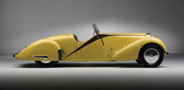1935 Bugatti Type 57 Grand Raid Roadster 3 1935 Bugatti Type 57 Grand Raid Roadster