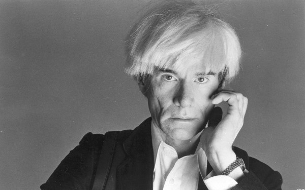 Andy Warhols Wig