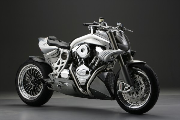 CR&S DUU Motorcycle Concept 1