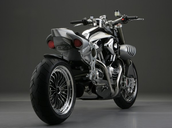 CR&S DUU Motorcycle Concept 2