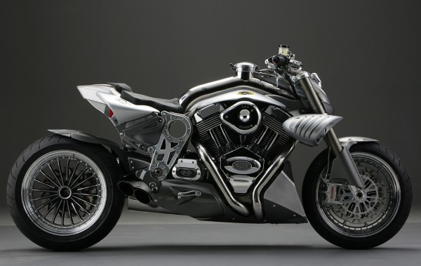 CR&S DUU Motorcycle Concept 3
