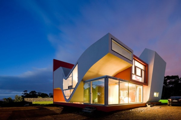 Flight of Birds House by Bernardo Rodrigues 1 Flight of Birds House by Bernardo Rodrigues