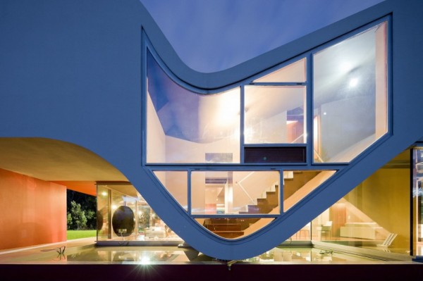 Flight of Birds House by Bernardo Rodrigues 3 Flight of Birds House by Bernardo Rodrigues