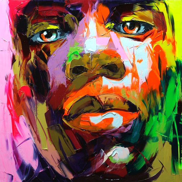 Francoise Nielly Paintings 2011 2 Francoise Nielly Paintings 2011