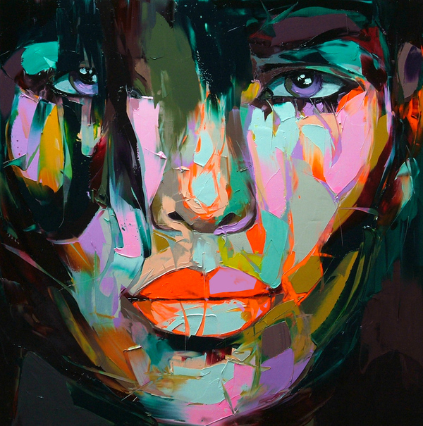 Francoise Nielly Paintings 2011 3 Francoise Nielly Paintings 2011