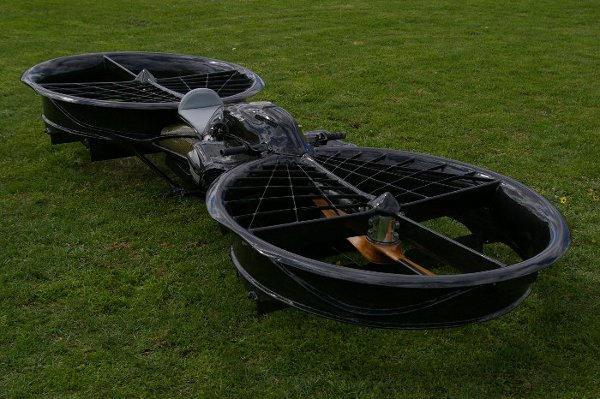 Hoverbike Flying Machine 4 Hoverbike Flying Machine