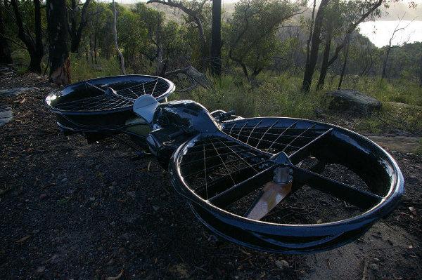 Hoverbike Flying Machine 7