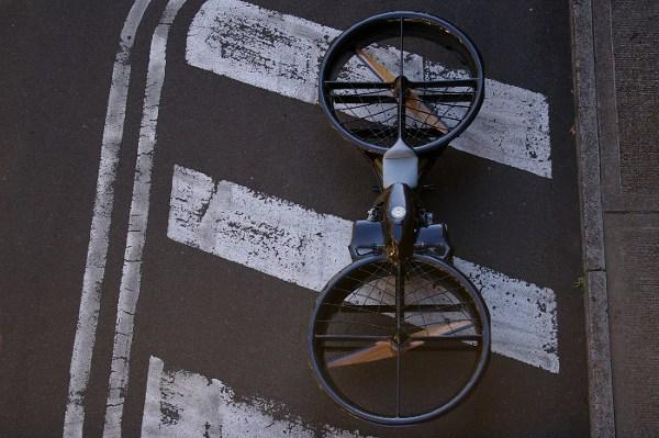 Hoverbike Flying Machine 9