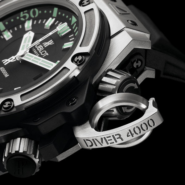 Hublot Oceanographic 4000 Watch 3 Hublot Oceanographic 4000 Watch