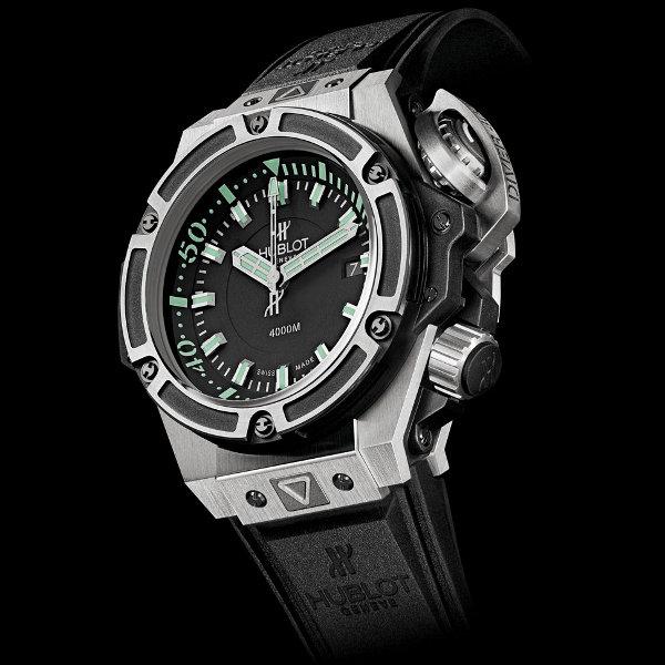 Hublot Oceanographic 4000 Watch 5 Hublot Oceanographic 4000 Watch