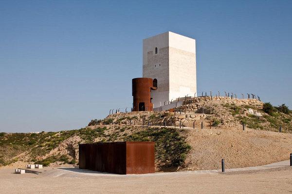 Huercal OVera Tower by Castillo Miras Arquitectos 1 Huercal Overa Tower by Castillo Miras Arquitectos
