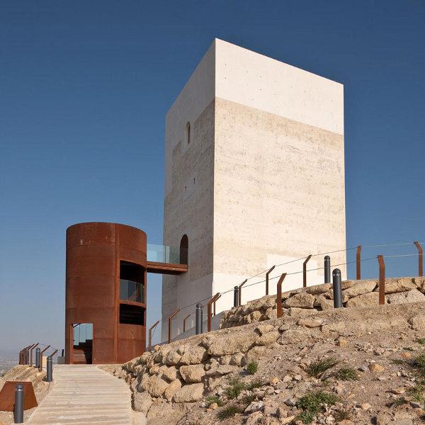 Huercal OVera Tower by Castillo Miras Arquitectos 3 Huercal Overa Tower by Castillo Miras Arquitectos